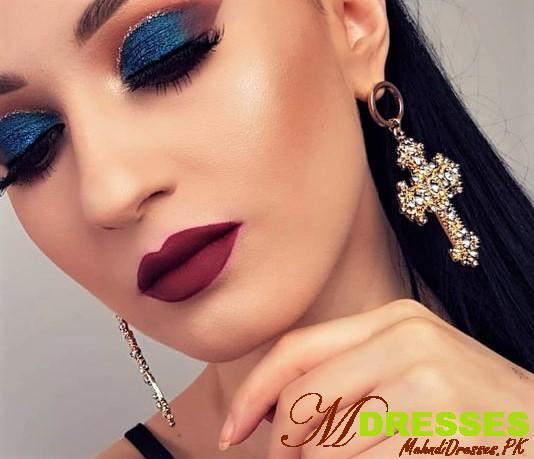 Simple Arabic Eye Makeup