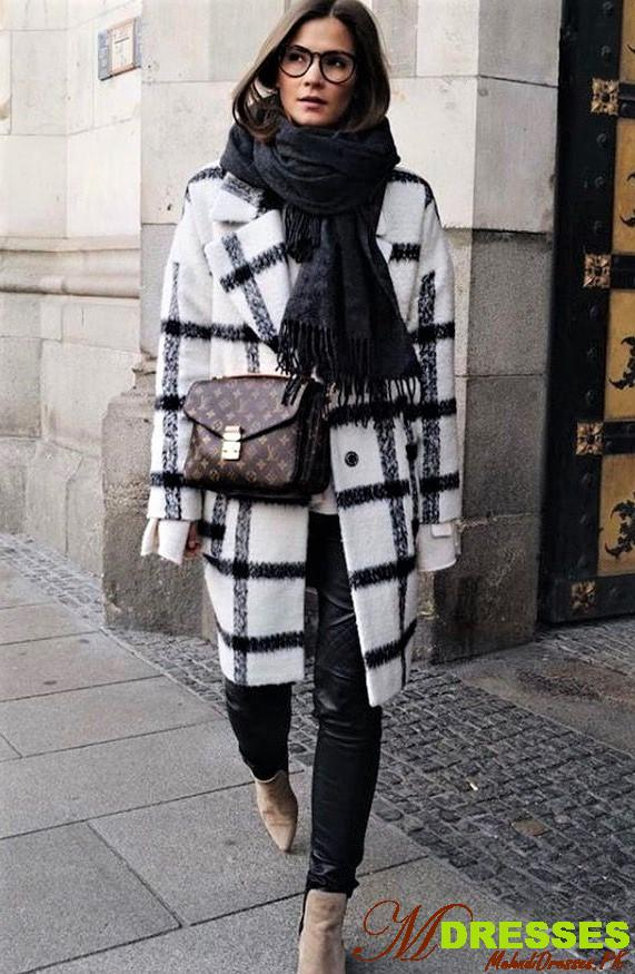 Best woolen top design in winter