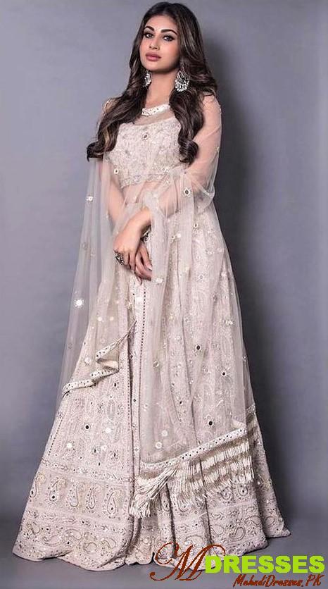 Shisha style lehnga for women