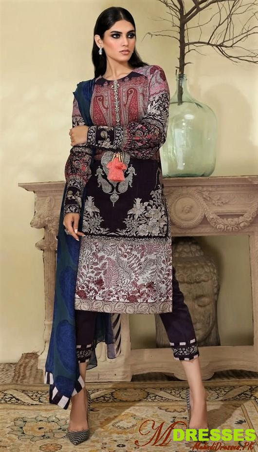 muzlin eid collection 2019