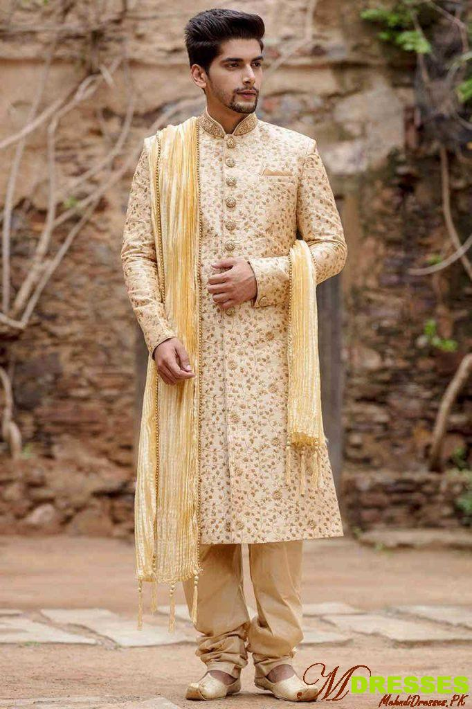 latest groom sherwani designs on weddings