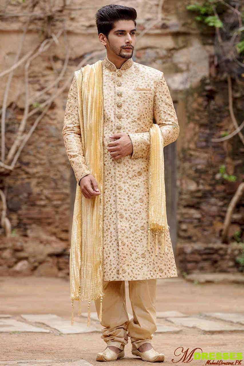 latest groom sherwani designs on weddings