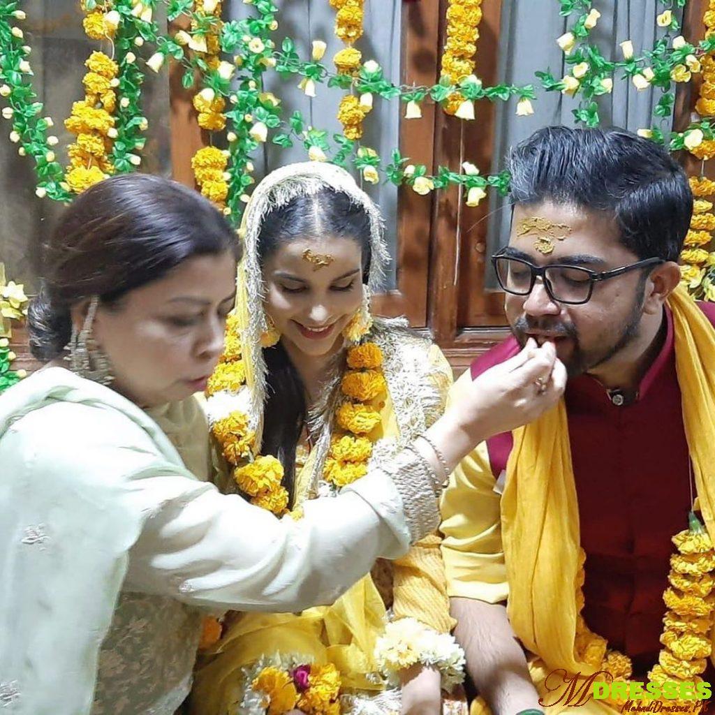 sana sarfaraz marriage pictures