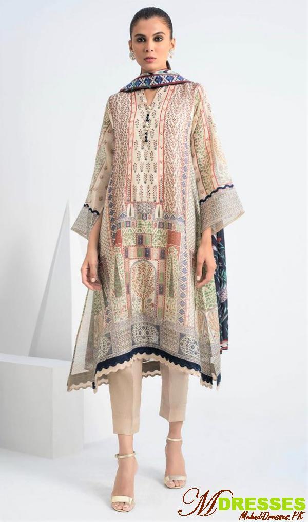 Sania Makatiya evening wear 2020