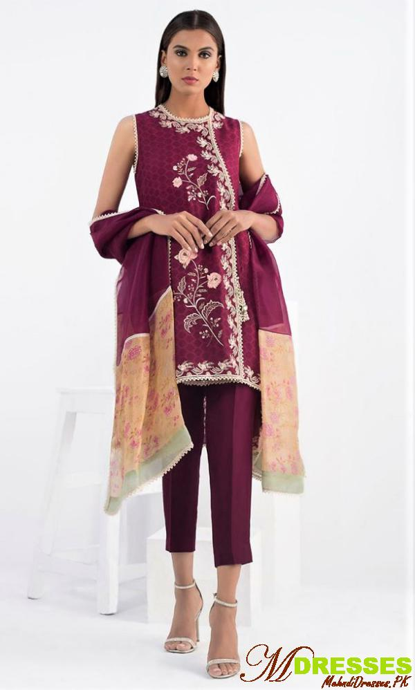 Sania Makatiya wedding wear 2020