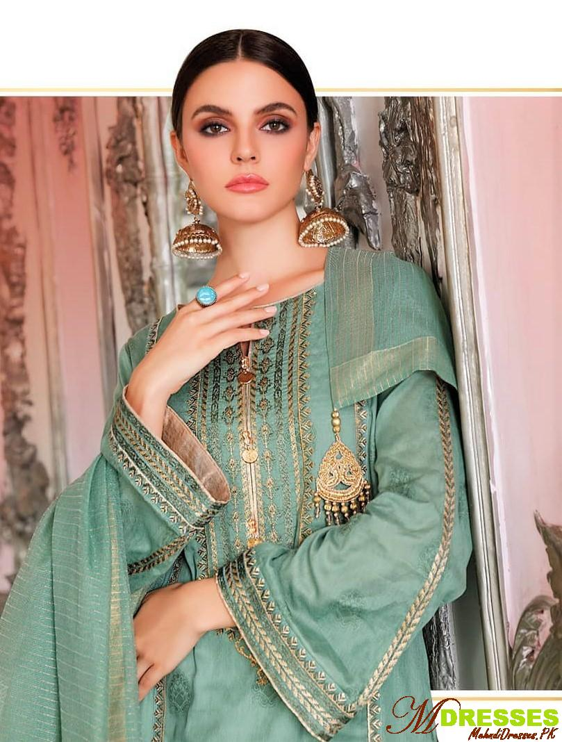Gul Ahmed Festive Heritage Collection 2020