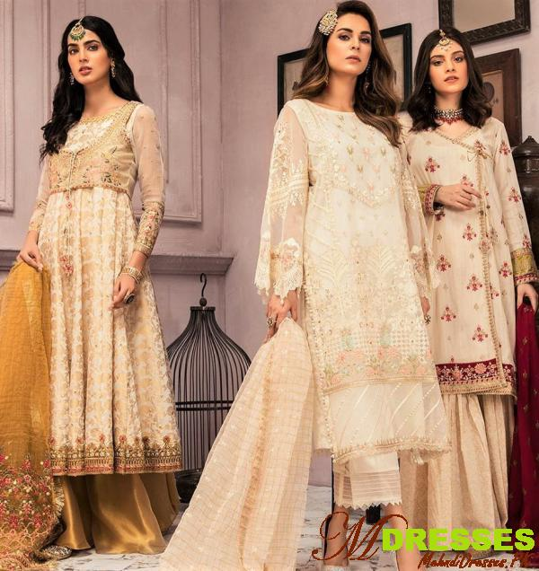 Maria B Ready To Wear Collection 2020  Umeed e Noor Eid'20 Volume II