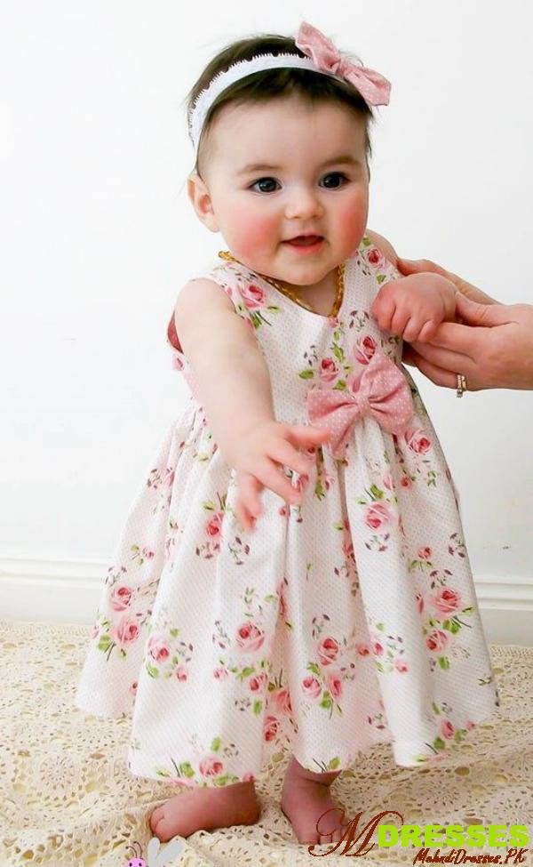 Baby Frock simple Design