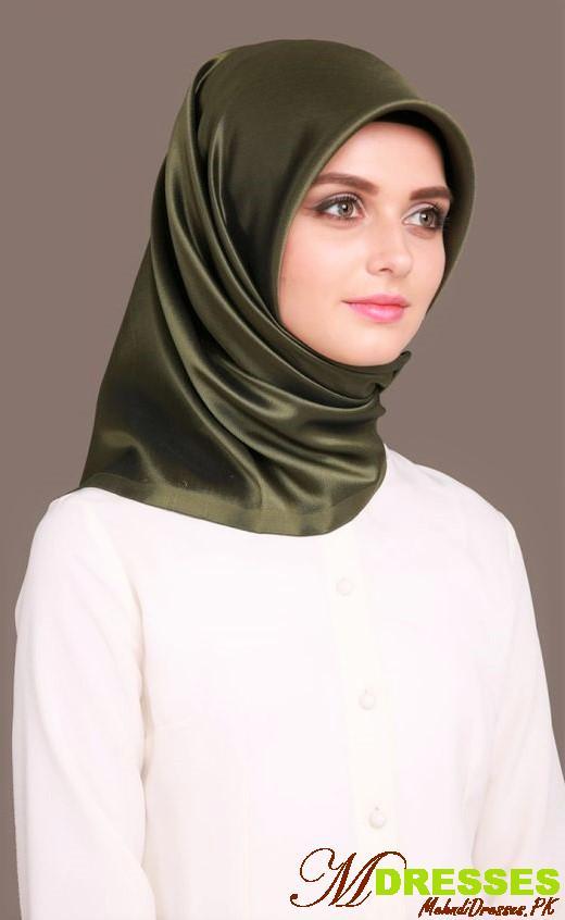 Turkish Hijab style in Pakistan